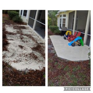 At Wilson Exterior Cleaning we can get even the toughest of stains out of your driveway or concrete! We provide our services for Home Owners and Residential Property Managers. Call us for all of your Driveway and Sidewalk Cleaning, Garage Floor, Pool Deck & Surrounding walkways, Patios, Courtyards, Porches, Stairs and more.