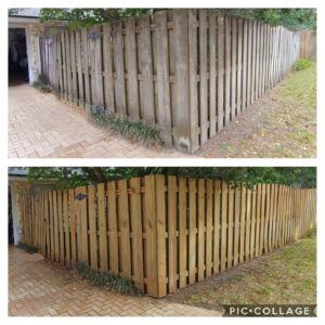 Pressure washing any wood surface is a delicate task and should not be done without a trained professional. At Wilson Exterior Cleaning we are experts in cleaning wood decks and fences without any splintering or damage. Restore your deck or fence today!