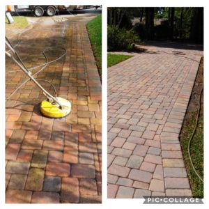 At Wilson Exterior Cleaning we can clean any surface! With our special mold and stain removing solution, we can take years off dirt and discolorations out of your bricks or masonry.